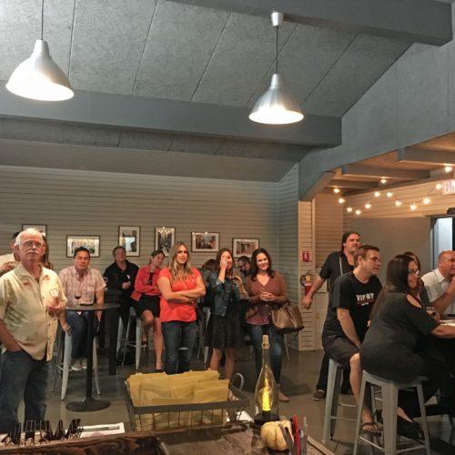 Wine Works Grand Opening